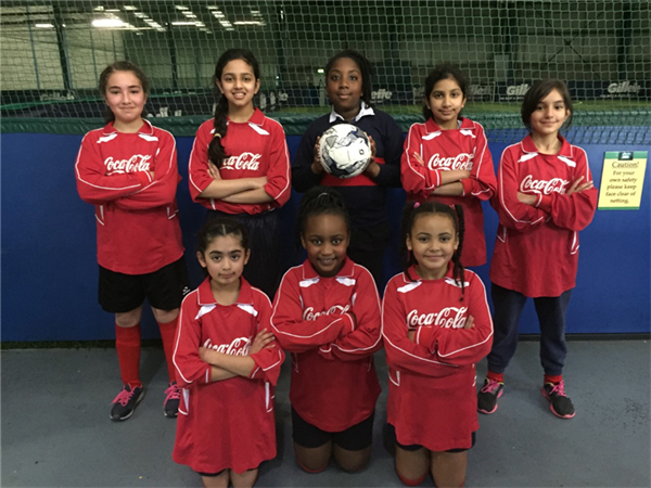 Primary Futsal Competition At Trafford Powerleague