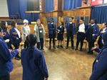 Year 8 Manchester Camerata 'Who Runs The World' Project