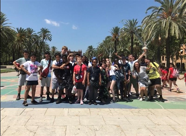 Activity Week - Barcelona