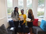 William Hulme's Grammar School Students Celebrate A Level Success