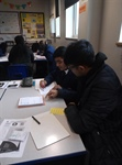 Sixth Formers Help Out in Maths