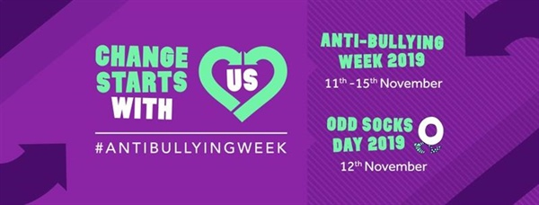 Anti-Bullying Week 2019: Change Starts With Us