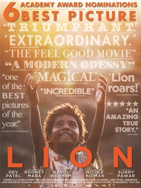 WHGS Film Club Attend Screening of 'Lion' at The Savoy Cinema, Stockport