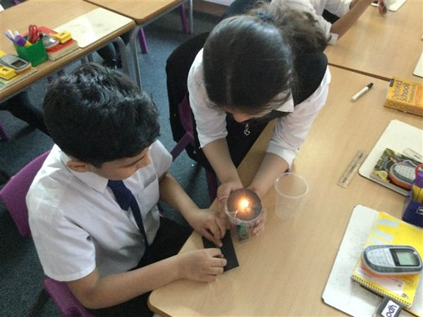 Year 4 DT Project - Making Torches