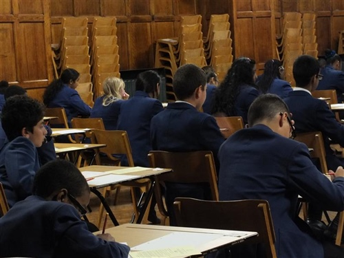 Exams Area