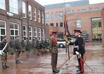 CCF Colours Parade and Centenary Celebration