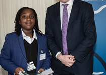 Primary Pupil Wins National Award for Academic Achievement