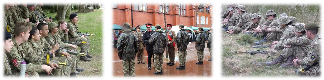 Combined Cadet Force (CCF)